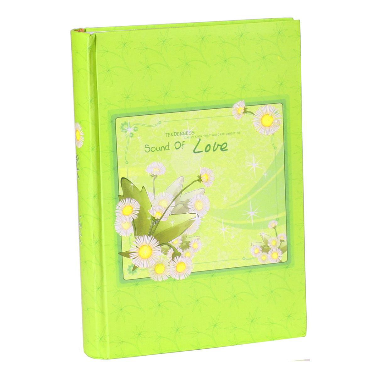 Альбом CHAKO 10*15/300 C46300RCG3-300  FLOWER green