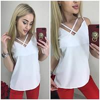 Женская модная блузка  АБ1035, фото 1