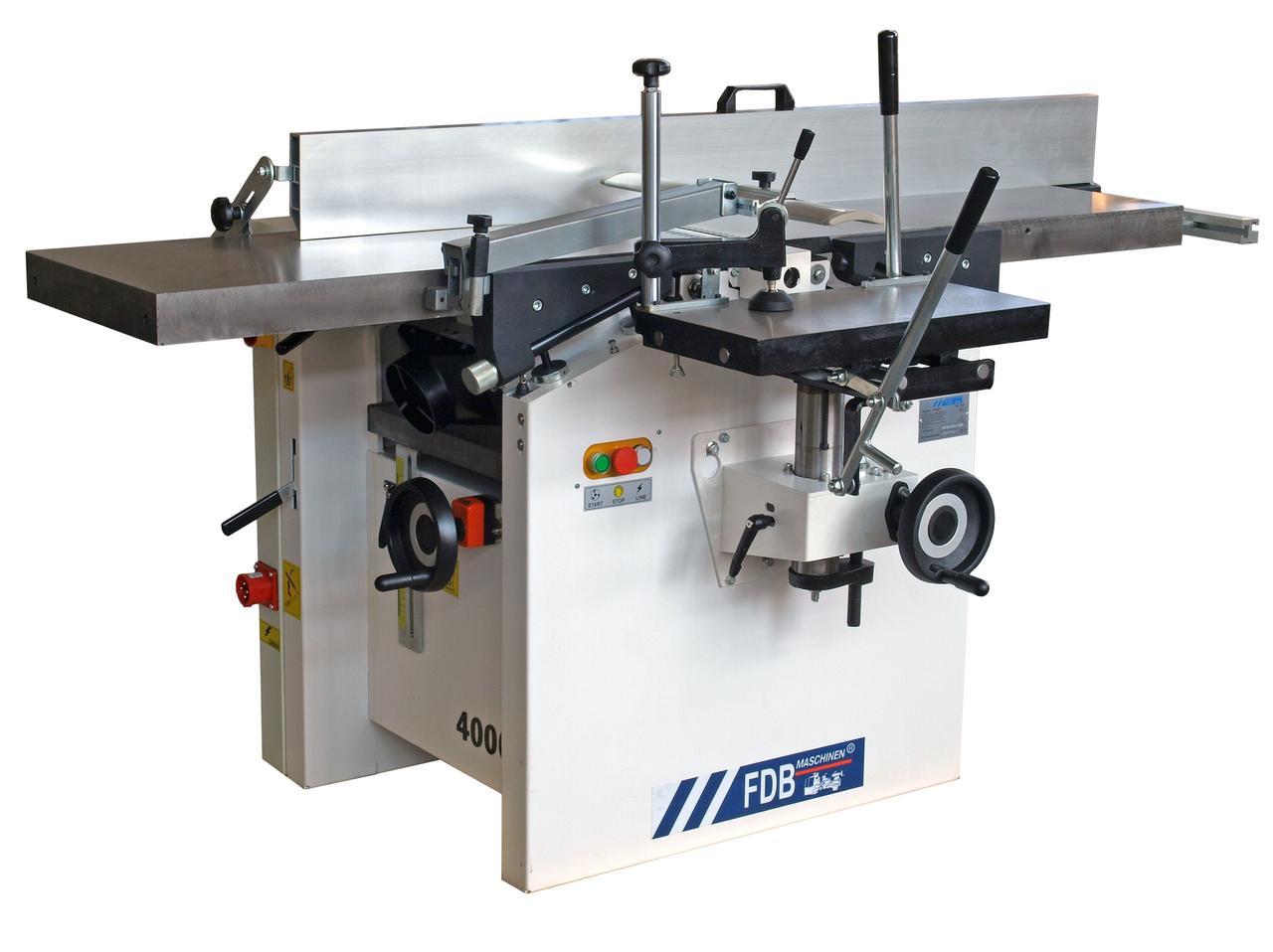 Многофункциональный деревообрабатывающий станок FDB Maschinen MLC 400
