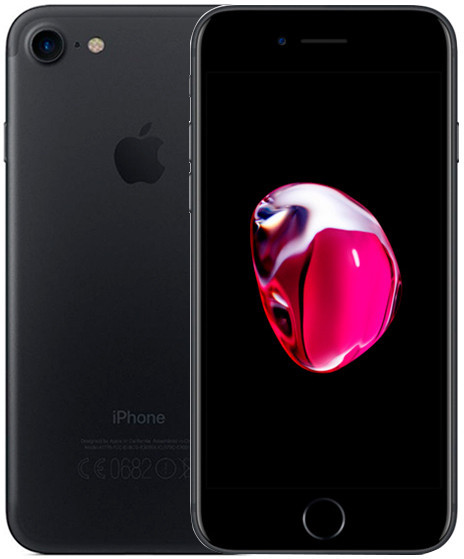Apple iPhone 7 32Gb Black (Refabrished)
