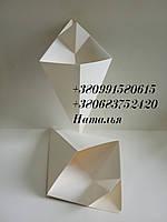 "Упаковка ""конверт- конус с соусницей"", фото 1"