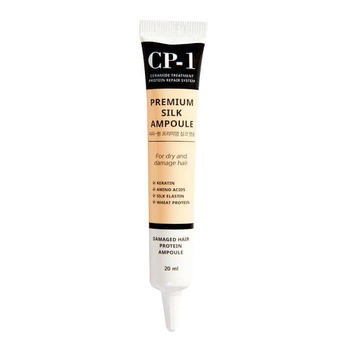 Восстанавливающая Сыворотка Для Волос С Протеинами Шелка Esthetic House CP-1 Premium Silk Ampoule 20 ml