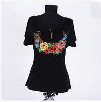 Вышиванка футболка  женская  702 ( С.Е.С.)