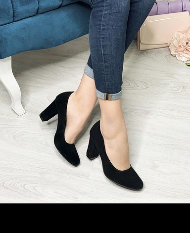 Туфли женские замшевые, размер:36-41, фото 2