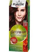 №868 Фарба для волосся Palette Naturals 3-68 Шоколадно-каштановий 110 мл (3838824124544)