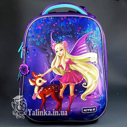Рюкзак школьный каркасный Kite Education 531-2 Wood fairy K19-531M-2 ранец  рюкзак школьный hfytw ranec, фото 2