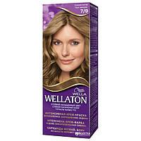 Крем-фарба для волосся Wella Wellaton інтенсивна 7/0 Осіннє листя 110 мл (4056800023127)