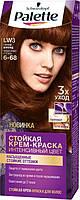 Фарба для волосся Palette LW3 (6-68) Гарячий шоколад 110 мл (4015001009200)