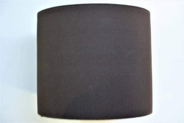 Резинка обувная на голенище эластичные 20 см. цвет черн. (Италия), фото 2