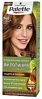 №560 Фарба для волосся Palette Naturals 7-60 Мускатний горіх 110 мл (4015100182286)