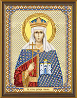 Набор для вышивки бисером Св. Блгв. Тамара Царица Грузии С 6170