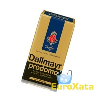 Кофе молотый Dallmayr Prodomo (500 гр)  Германия