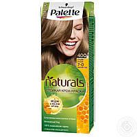 №400 Фарба для волосся Palette Naturals 7-0 Середньо-русий 110 мл (3838824124407)
