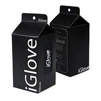 Перчатки oneLounge iGlove для сенсорных экранов iPhone, iPad, iPod Черные