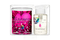 Набор Beautyblender Original Sponges & Blendercleanser Kit