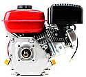 Двигатель бензиновый ТАТА YX170F (7 л.с., шлицы Ø25мм, L=39мм), фото 3