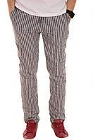Льняные мужские брюки Louis Plein Pronto moda оптом лот10шт по 14Є, фото 1