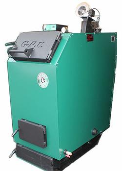 Гефест-профи 150U тердотопливный котел длительного горения 150кВт, фото 2