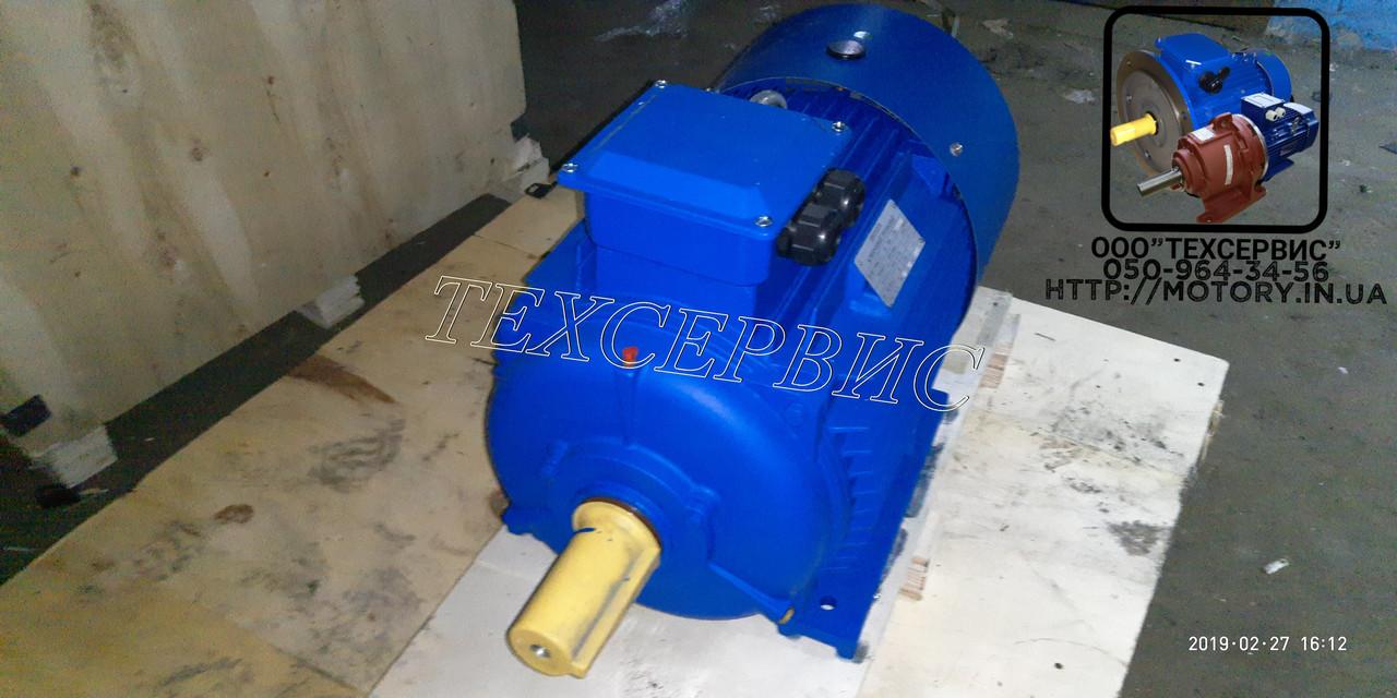 Электродвигатель 30 кВт 3000 об/мин АИР180М2 В3