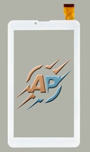 Тачскрін сенсор для Assistant AP-751G білий