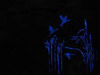Продажа флуоресцентного геля 5 цветов нанесение фресок