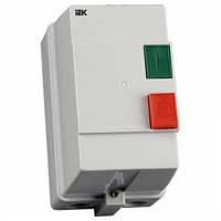 Контактор КМИ-22560 25А 220В (в оболочке с индик.) IEK