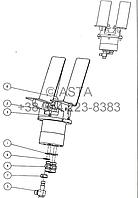 Тормозная педаль W14F84, фото 1