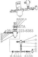 Перепускной клапан W14F8A4, фото 1