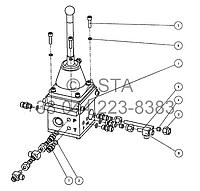 Клапан переключения передач W14F8A5, фото 1