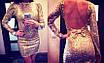 Вечернее платье с отрытой спиной, фото 3