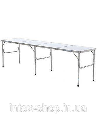 Раскладной стол PC1824 (240x60x38/70 см.), фото 2