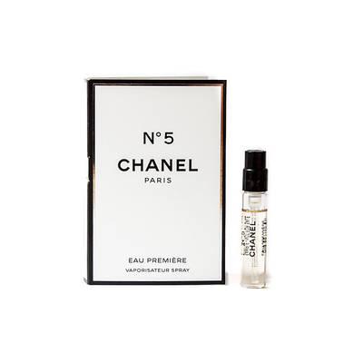 ПРОБНИК женские духи CHANEL №5 Eau Premiere 2ml парфюмированная вода, свежий белоцветочный аромат ОРИГИНАЛ