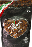 Растворимый кофе Nero Aroma Black 75 гр (12 шт в коробке)