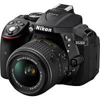 Nikon D5300 Kit (AF-P 18-55mm VR) Black