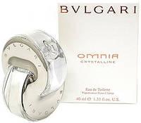 Туалетная вода Bvlgari Omnia Crystalline EDT 40 ml  (оригинал) Нов