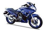 Запчасти к мотоциклу LF125-30