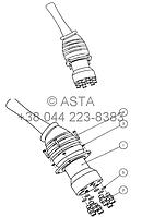 Правый джойстик W14F8A6