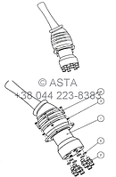 Правый джойстик W14F8A6, фото 1