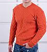 Мужской свитер теплый, фото 5