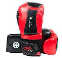 Боксерские перчатки 3020 10oz Красный (37228010)