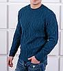 Теплый мужской джемпер, фото 6