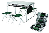 Комплект мебели для пикника КЕМПИНГ ТА21407+FS21