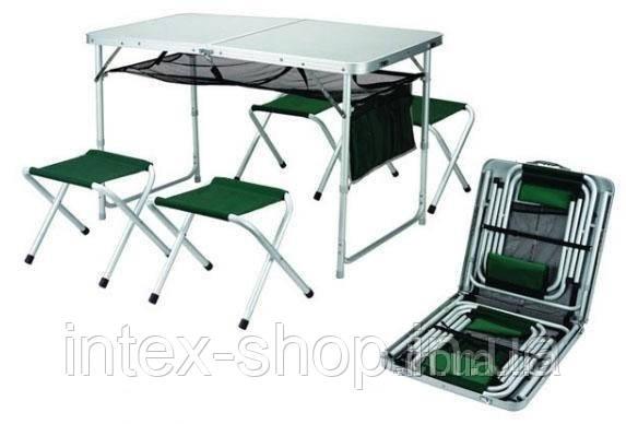 Комплект мебели для пикника КЕМПИНГ ТА21407+FS21, фото 2