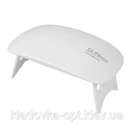 Гибридная лампа LED+UV Lamp SUN Mini 6W, фото 2