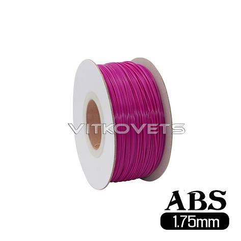 Пластиковая нить ABS, 1.75 мм, 1 кг (фиолетовый), фото 2