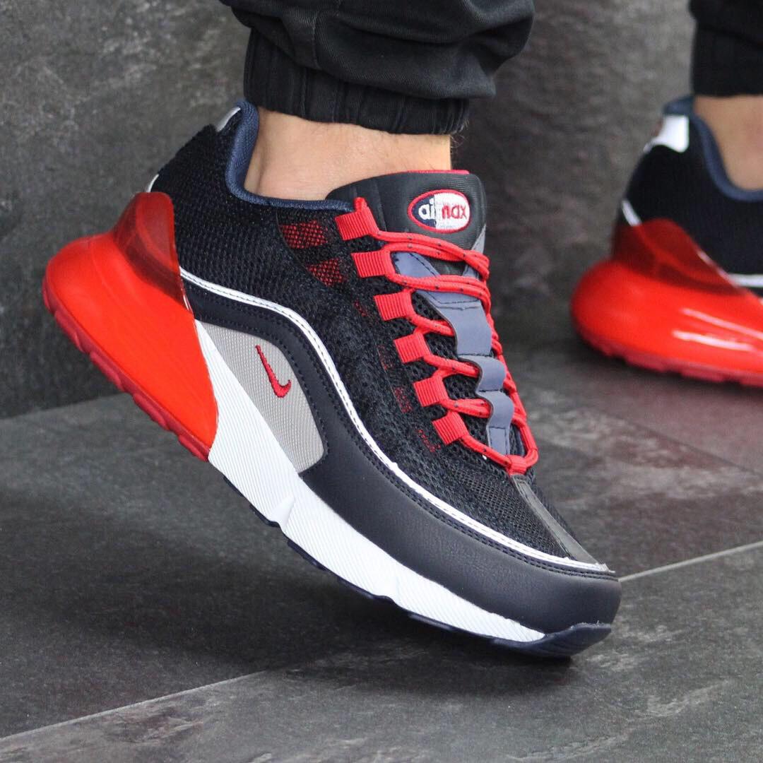 81e91253 Спортивные мужские кроссовки 7575 Nike демисезонные купить дёшево ...