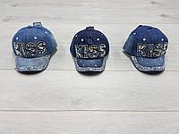 Детская джинсовая кепка р48-50 весна-лето