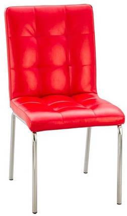 Обеденный стул RALPH chrome (BOX-2) ТМ Новый Стиль, фото 2