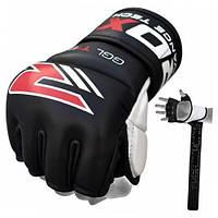 Перчатки ММА RDX X7 S Черный (37260047)