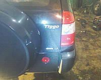 Глушитель Чери Тиго Chery Tiggo, фото 1
